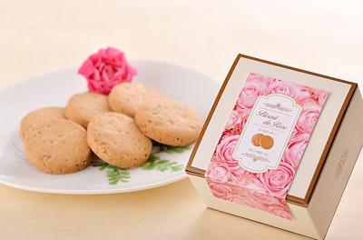 緑化フェア特別商品ローズクッキー