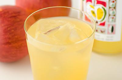 リンゴジュースグラス