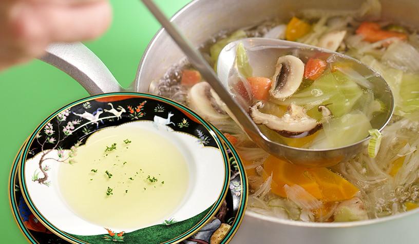 スープ・ド・レギューム
