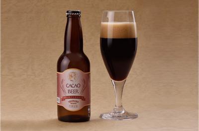 カカオビール「クリオロエール」