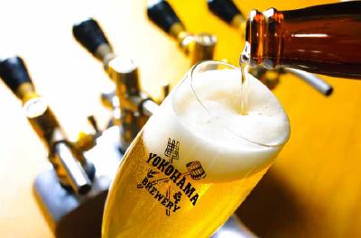 横浜ビールイメージ