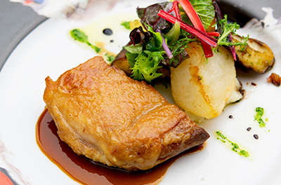 お気軽ディナーお肉料理一例